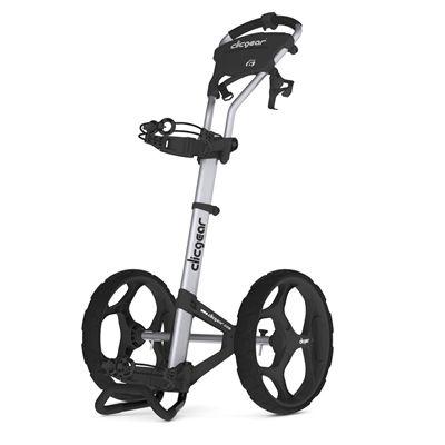 Clicgear 6.0 Resort Golf Cart-Silver
