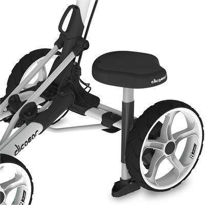 Clicgear 8.0 Attachable Cart Seat - Black