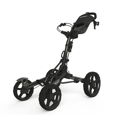 Clicgear 8.0 Golf Trolley-Charcoal