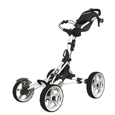Clicgear 8.0 Golf Trolley-White