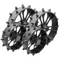 Clicgear 8.0 Hedgehog Wheels - Pack of 4