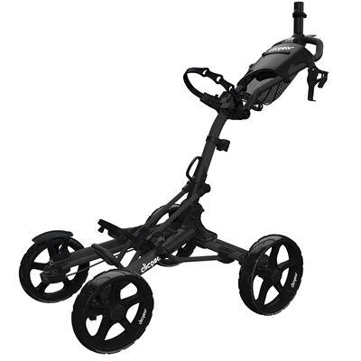 Clicgear 8.0 Plus Golf Trolley - Black