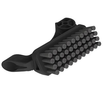 Clicgear 8.0 Shoe Brush - Black