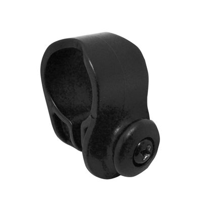 Clicgear Accessory Dock - Side Angle View