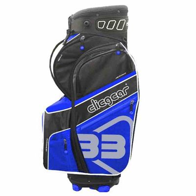 Clicgear B3 Cart Bag 2015 - Blue