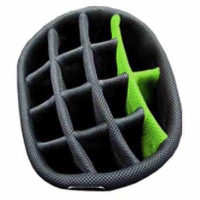 Clicgear B3 Cart Bag 2015 - Lime - Top