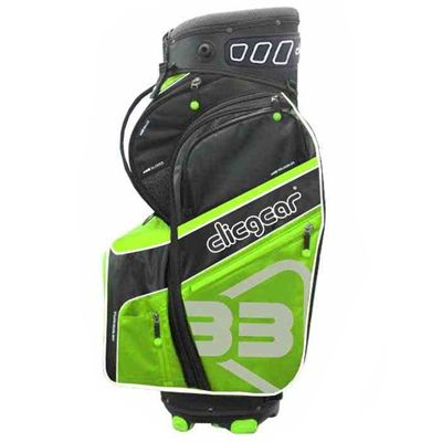 Clicgear B3 Cart Bag 2015 - Lime