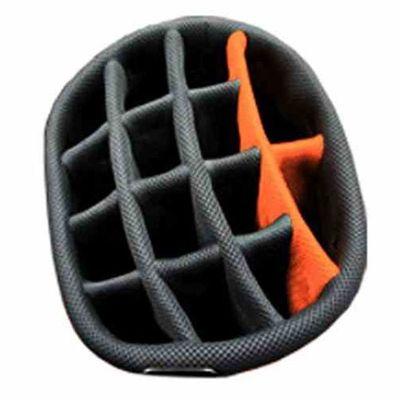 Clicgear B3 Cart Bag 2015 - Orange - Top