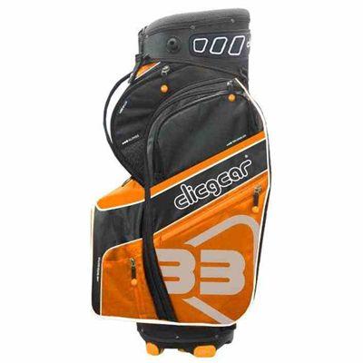 Clicgear B3 Cart Bag 2015 - Orange
