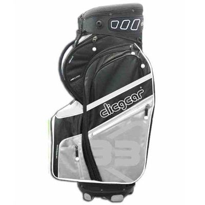 Clicgear B3 Cart Bag 2015 - Silver