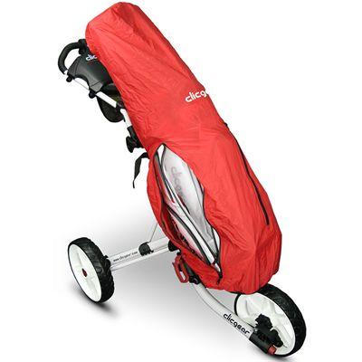 Clicgear Golf Bag Rain Cover - Unzipped