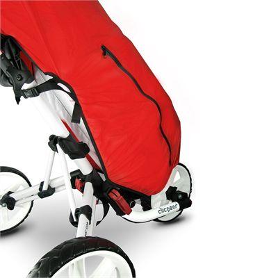 Clicgear Golf Bag Rain Cover - Zipped