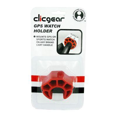 Clicgear GPS Trolley Watch Holder - Packed