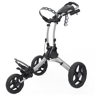 Clicgear Rovic RV1C Compact Golf Trolley 2019 - White