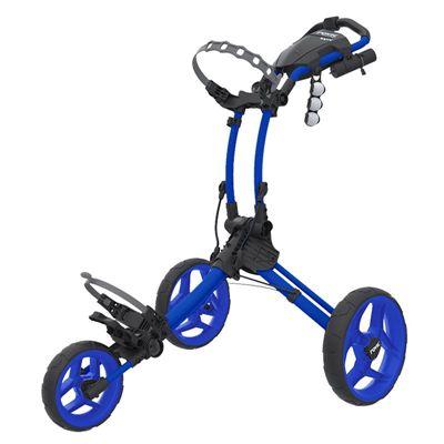 Clicgear Rovic RV1C Compact Golf Trolley - Blue