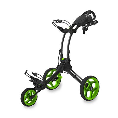 Clicgear Rovic RV1C Compact Golf Trolley - Green