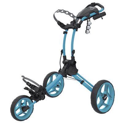 Clicgear Rovic RV1C Compact Golf Trolley - Light Blue