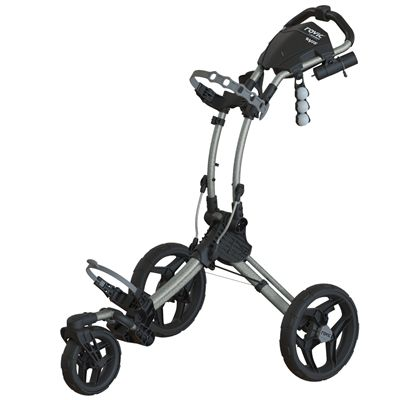 Clicgear Rovic RV1S Swivel Golf Trolley 2019 - Folded