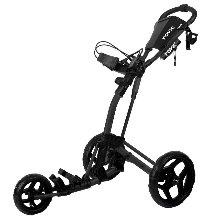 Clicgear Rovic RV2L Golf Trolley – Black