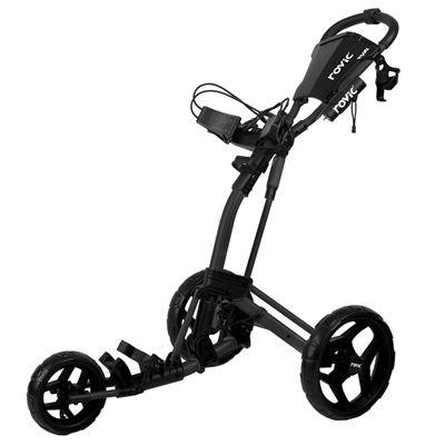 Clicgear Rovic RV2L Golf Trolley-Black
