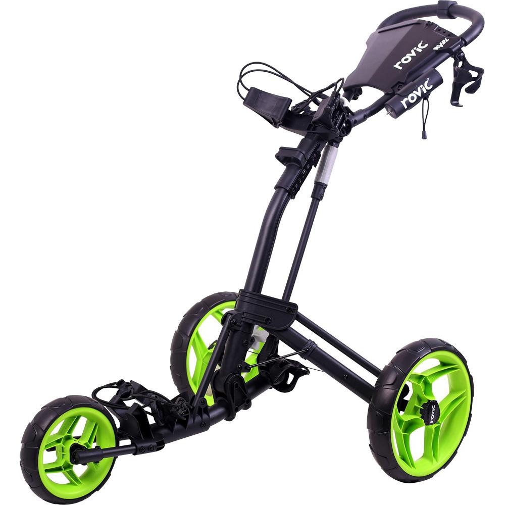 Clicgear Rovic RV2L Golf Trolley – Lime