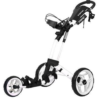 Clicgear Rovic RV2L Golf Trolley-White