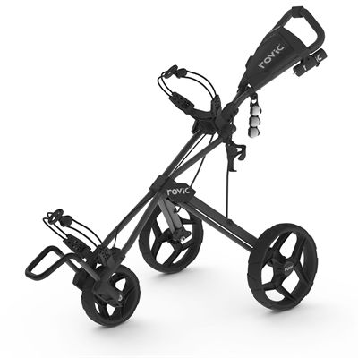 Clicgear Rovic RV3F Golf Trolley - black