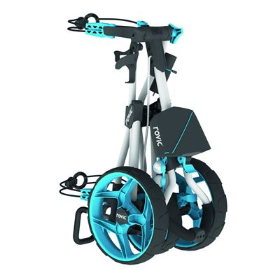 Clicgear RV3J Junior Golf Trolley - folded