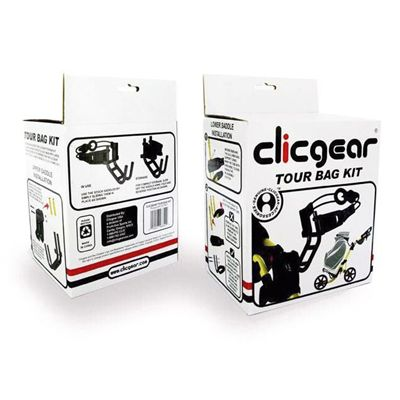 Clicgear Tour Bag Bracket Kit Boxed