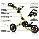 ClicGear Golf Trolley Explained
