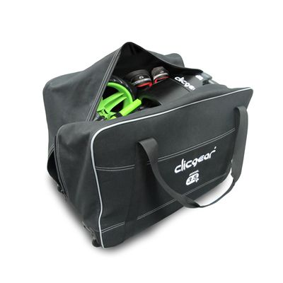 Clicgear Wheeled Travel Cover - Inside
