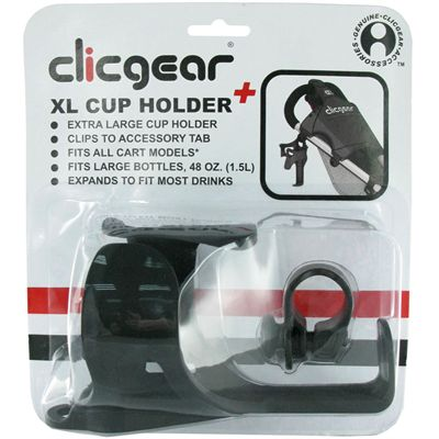 Clicgear Cup Holder XL - Packed