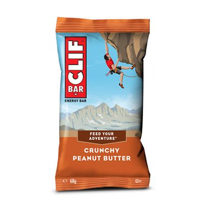 Clif Energy Bars - Pack of 12 - Peanut