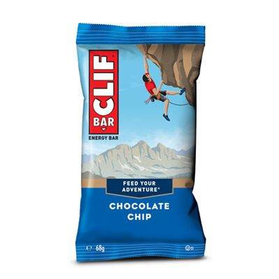 Clif Energy Bars - Pack of 12 - Chocolate