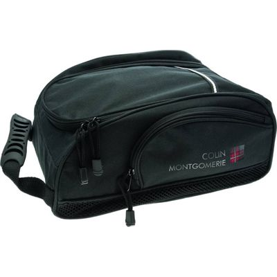 Colin Montgomerie Executive Shoe Bag and Cleaning Accessories Set
