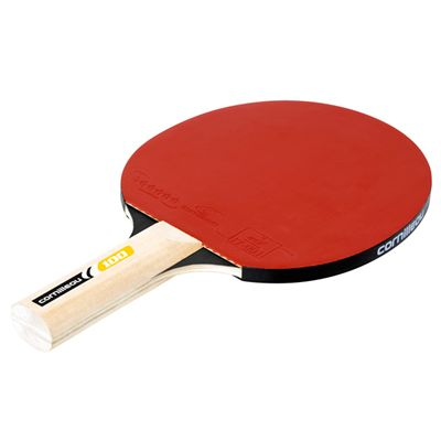 Cornilleau 100 Sport Table Tennis Bat - Angle View 1