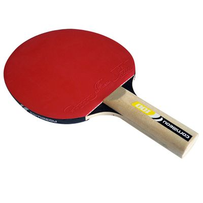 Cornilleau 100 Sport Table Tennis Bat - Angle View 2