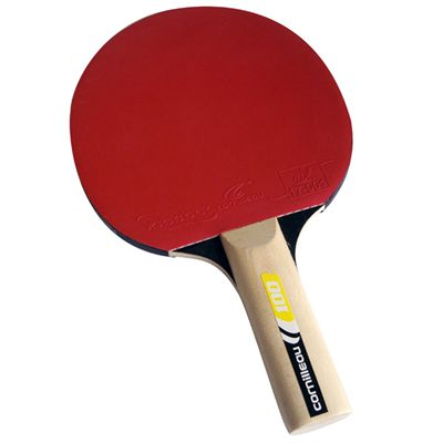 Cornilleau 100 Sport Table Tennis Bat - Angle View 3