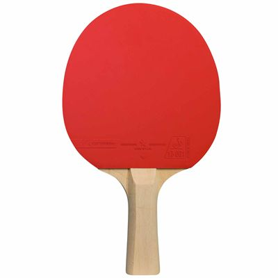 Cornilleau 100 Sport Table Tennis Bat - Back