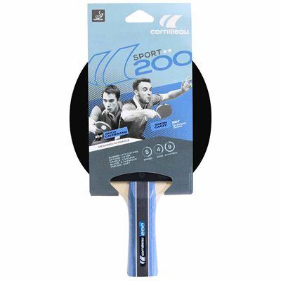 Cornilleau 200 Sport Table Tennis Bat - Box