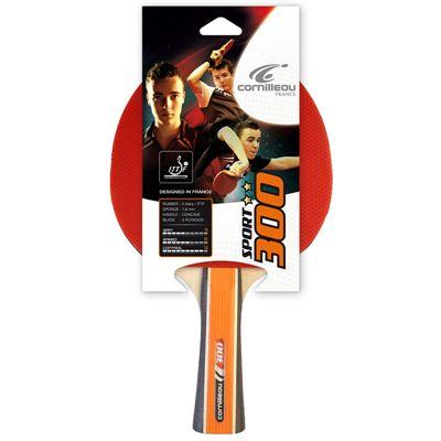Cornilleau 300 Sport Bat Packed
