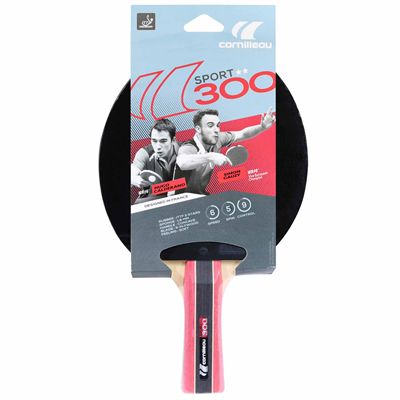 Cornilleau 300 Sport Table Tennis Bat 2020 - Box