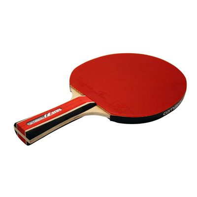 Cornilleau 400 Sport Table Tennis Bat - Pack of 4 - Angled