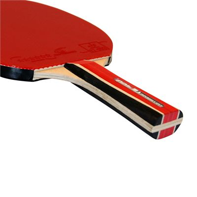 Cornilleau 400 Sport Table Tennis Bat - grip angle view