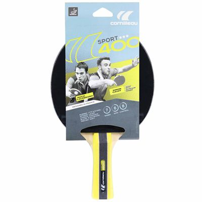 Cornilleau 400 Sport Table Tennis Bat - Packing