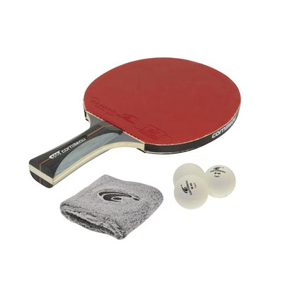 Cornilleau 550 Table Tennis Pack Open
