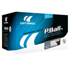 Cornilleau ABS Evolution Table Tennis Balls 6 dozen