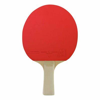 Cornilleau Bat and Ball Quattro Sport Gatien Set - Red Side