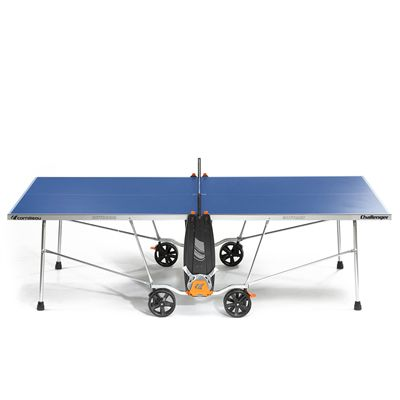 Cornilleau Challenger Crossover Outdoor Table Tennis Table - Side