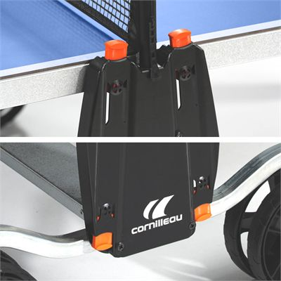 Cornilleau Challenger Crossover Outdoor Table Tennis Table - Zoom2